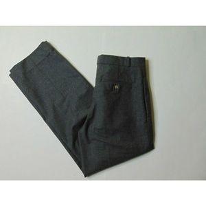 Polo Ralph Lauren 31 x 32 Gray Dress Pants Wool